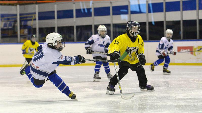 W Gdańsku w międzynarodowym turnieju hokeja na lodzie zagrają chłopcy z rocznika 2007 i młodsi
