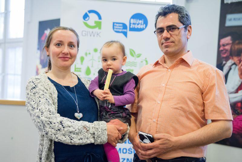 Aleksandra i Nusret Kadirsoy z córką Emilką. Zmiany, które wprowadzili w swoim domu podczas udziału w projekcie to zmiany na zawsze