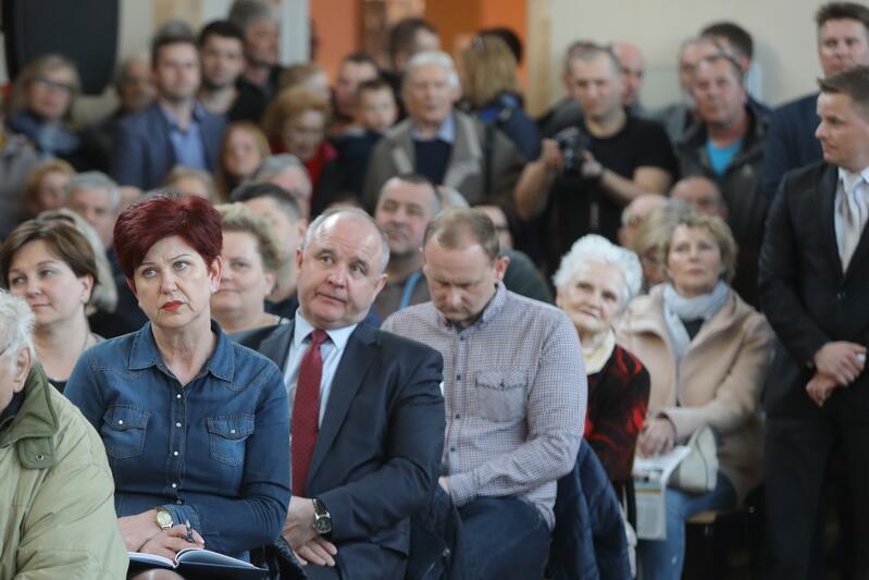 W środę, 11 kwietnia, na Oruni odbyło się 77. spotkanie z cyklu: Twoja dzielnica - Twój Gdańsk