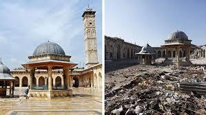 Syria dzisiaj nie przypomina pięknego kraju sprzed kilku lat.