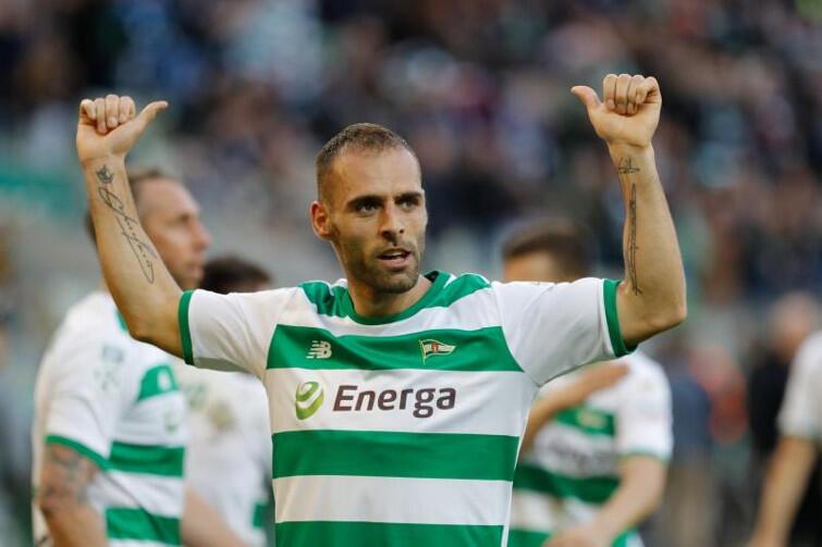 Król derbów. Flavio strzelił już Arce cztery gole w dwóch meczach derbowych