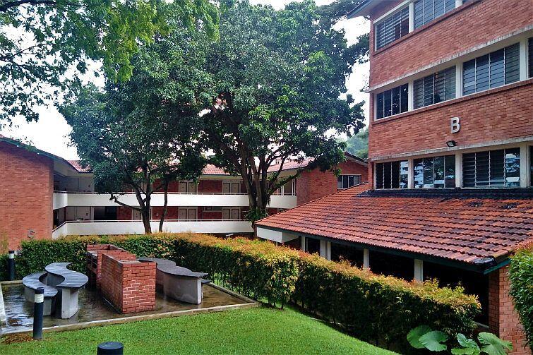 Mój akademik – Ridge View Residential College