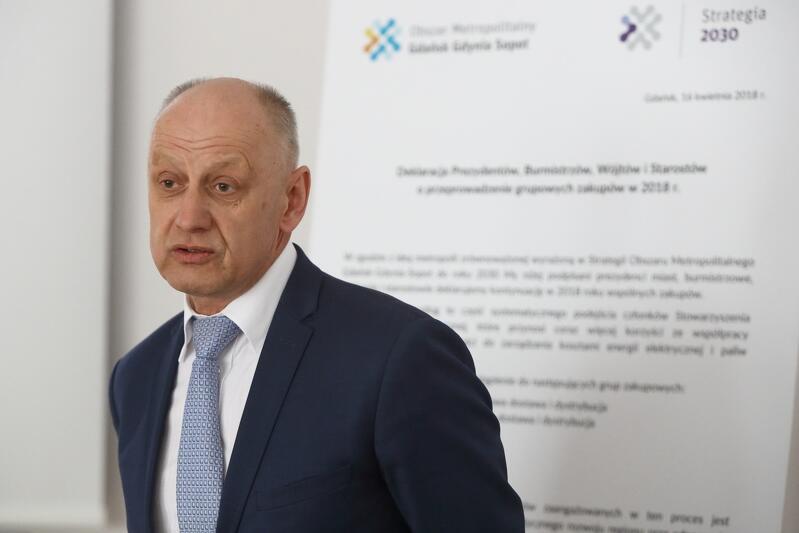 Marek Komorowski dyrektor Biura Zamówień Publicznych Urzędu Miejskiego w Gdańsku