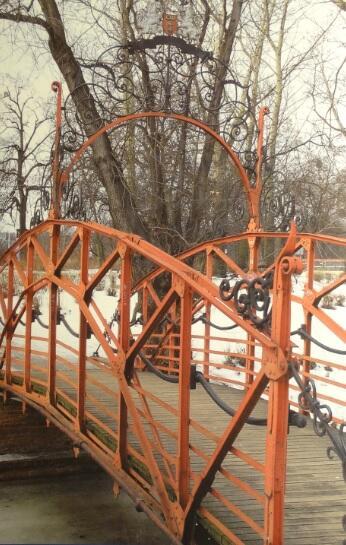 Sekrety mostów nad kanałem Raduni