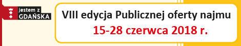 VIII edycja Publicznej Oferty Najmu Lokali Socjalnych