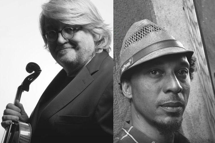 Skrzypek Tomasz Tomaszewski iamerykański raper tworzący niezależną muzykę elektroniczną - BluRum13 - to artyści, których usłyszymy podczas tegorocznej, jubileuszowej odsłony Solidarity of Arts wGdańsku