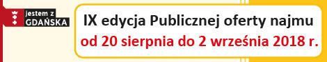 IX edycji Publicznej Oferty Najmu Lokali Socjalnych