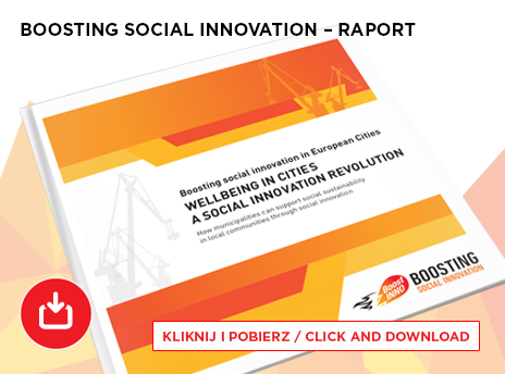 Boosting Social Innovation - raport