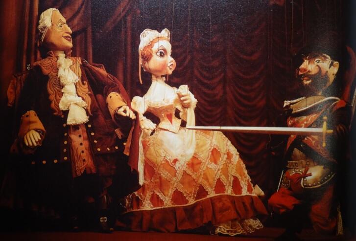 Powrót marionetek