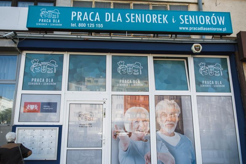 W Gdańsku otwarto pierwsze w Polsce Centrum Pracy Dla Seniorek i Seniorów
