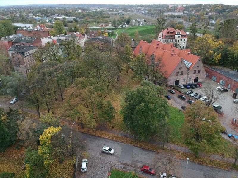 Plac Wałowy ma się zmienić. Ogłoszono konkurs na projekt, przewidziano nagrody finansowe