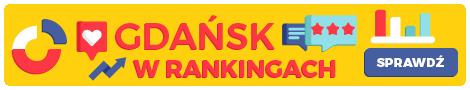 Gdańsk w rankingach