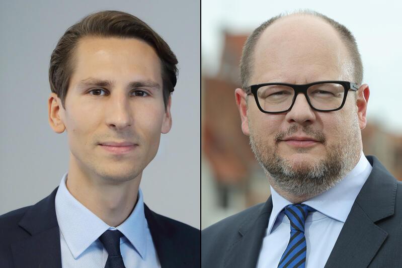 Kacper Płażyński i Paweł Adamowicz kilkakrotnie spotykali się na publicznych debatach w ramach tegorocznej kampanii wyborcznej. Do debaty w TVP3 Gdańsk nie dojdzie