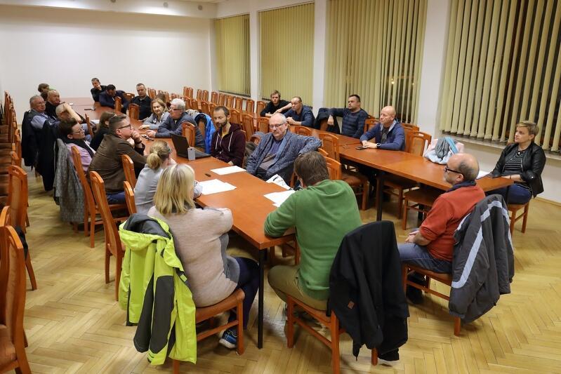 We wtorek wnioskodawcy zgłaszali swoje uwagi i propozycje związane z realizacją projektów BO