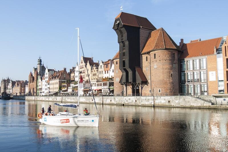Gdańsk spodobał się CNN Travel, ponieważ w interesujący sposób łączy nowoczesność z historią