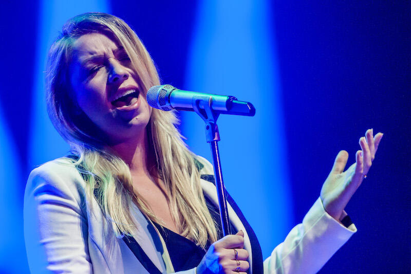 Wyjątkowy głos i niebywały talent. Prócz występu solowego Kasia Cerekwicka wystąpi też w duecie. Z kim? To niespodzianka