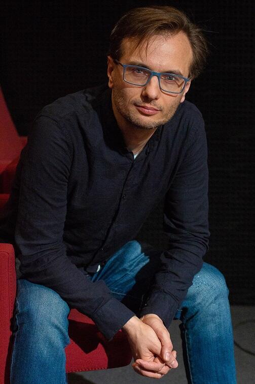 Radosław Paczocha, autor sztuki 'Ruscy'