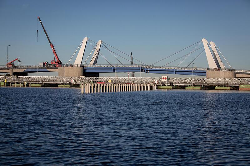 Jak się jedzie nowym mostem? Przekonajcie się w sobotę, 10 listopada!