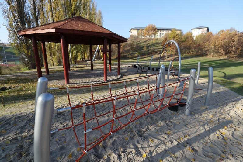 Jar Wilanowska ma być miejscem atrakcyjnym dla młodszych i starszych