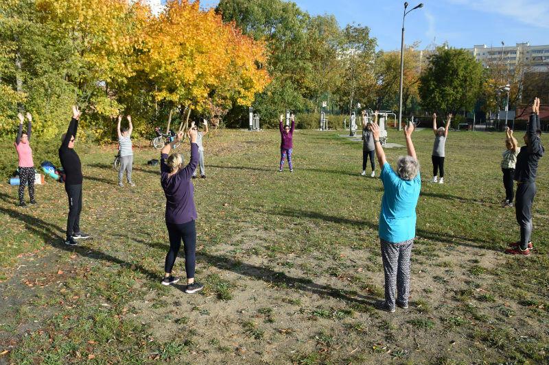 Podczas zajęć uczestnicy mają rozgrzewkę, jogging, trening stabilizacyjny, stretching a na koniec otrzymują wskazówki na temat żywienia i treningów