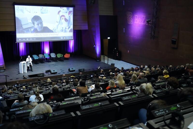 W konferencji BeZee w ECS wzięło udział 300 osób: nauczycieli, dyrektorów szkół, rodziców z Gdańska i z Pomorza