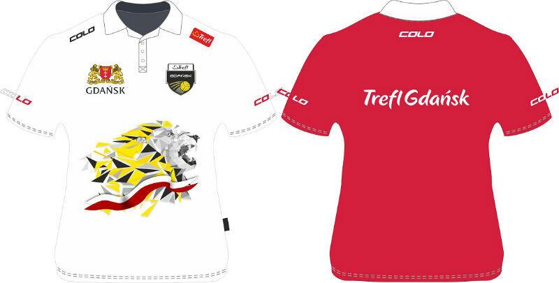 Tak będą wyglądały okolicznościowe koszulki sztabu szkoleniowego Trefla