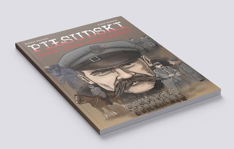 Album 'Piłsudski. Cztery oblicza niepodległości' inspirowany jest wybranymi wydarzeniami z życia Józefa Piłsudskiego