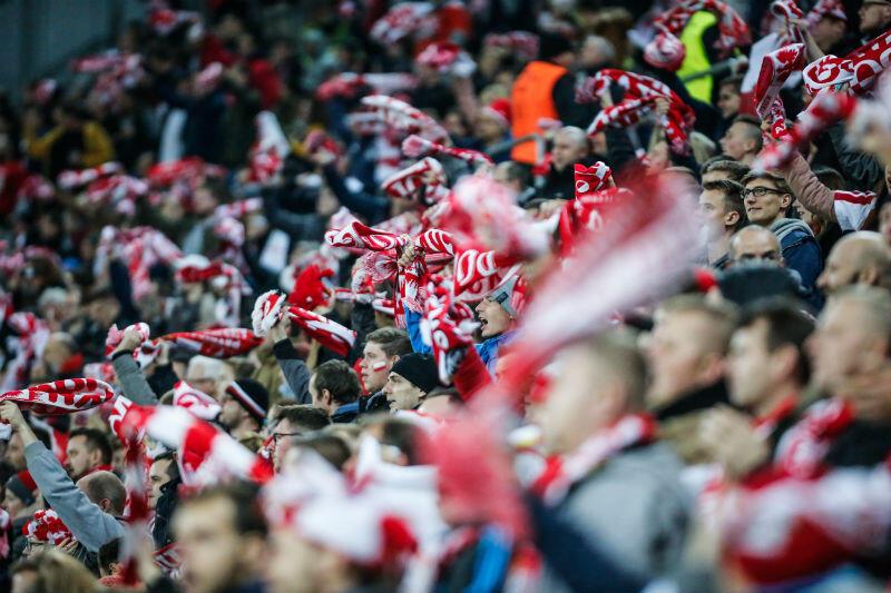 Na Stadionie Energa Gdańsk zasiadło prawie 35 tysięcy kibiców