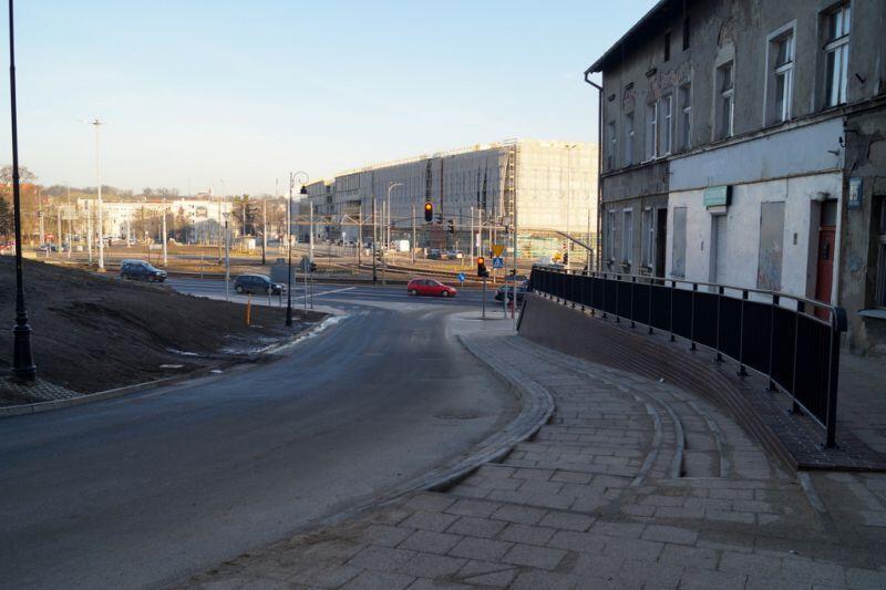 Ulica Biskupia będzie przebudowana na odcinku 650 metrów