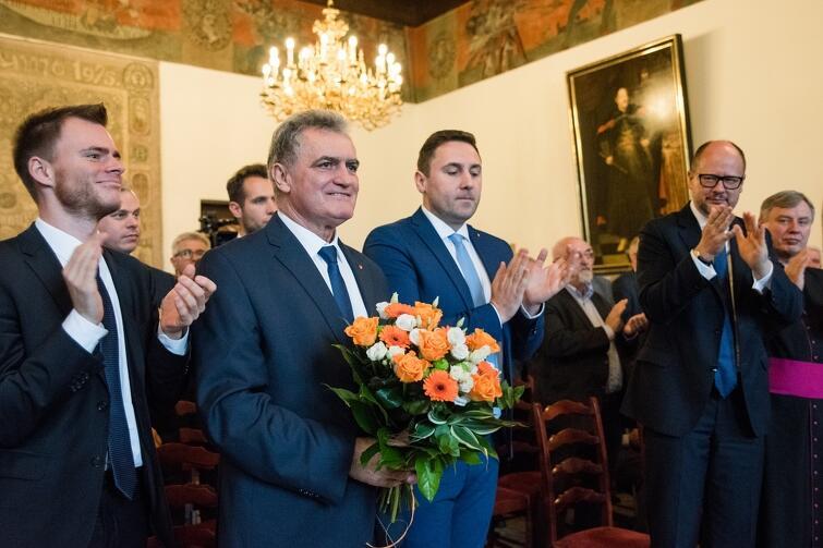 Przez 17 lat stanowisko przewodniczącego gdańskich radnych piastował Bogdan Oleszek