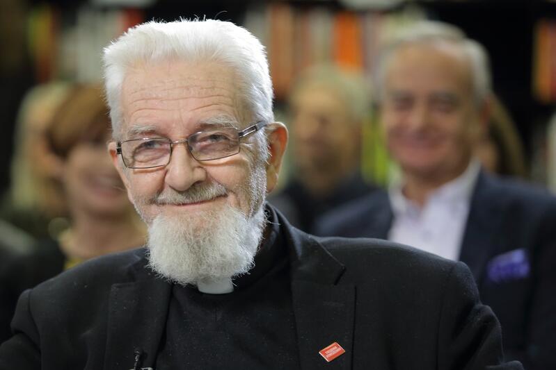 Ks. Adam Boniecki ma już 84 lata