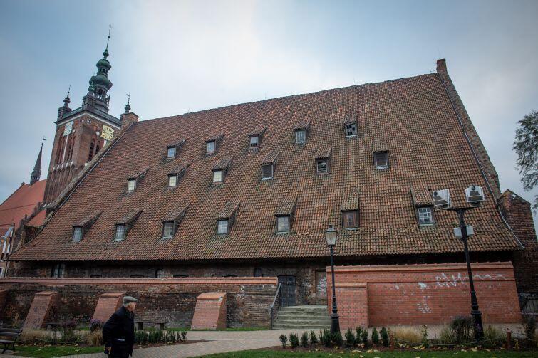 Wielki Młyn w Gdańsku. Rusza I etap prac remontowych w tym XIV-wiecznym obiekcie