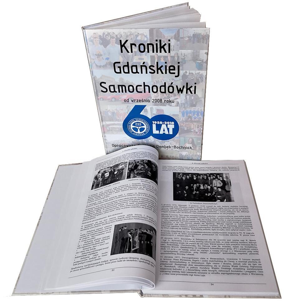 Kronika Gdańskiej Samochodówki w opracowaniu Barbary Dembek-Bochniak