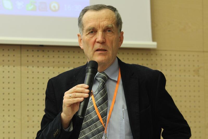 Dr Piotr Kuropatwiński, doskonale znany w środowisku rowerowym certyfikowany audytor BYPAD poprowadzi sobotnie spotkanie