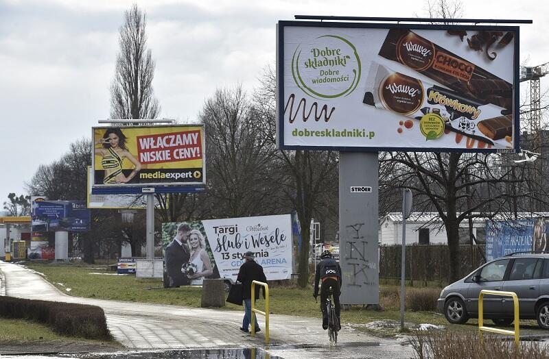 Uchwała krajobrazowa dla Gdańska uporządkować ma chaos reklamowy w mieście