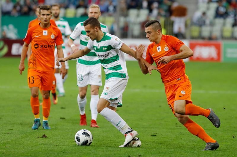 Jednym z liderów Lechii będzie Lukas Haraslin, który tym razem przerwę w rozgrywkach spędził w Gdańsku