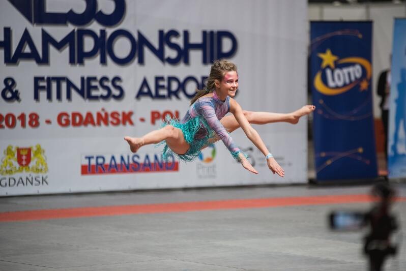 Przy okazji Targów Gra i Zabawa zorganizowano Mistrzostwa Świata Fitness Fit-Kids & Fitness Aerobic oraz V Grand Prix Fitness Aleksandry Kobielak