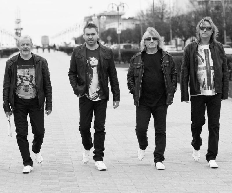 Park Oruński w amfiteatrze przywita Nowy Rok przy polskich hitach zespołu Czerwone Gitary