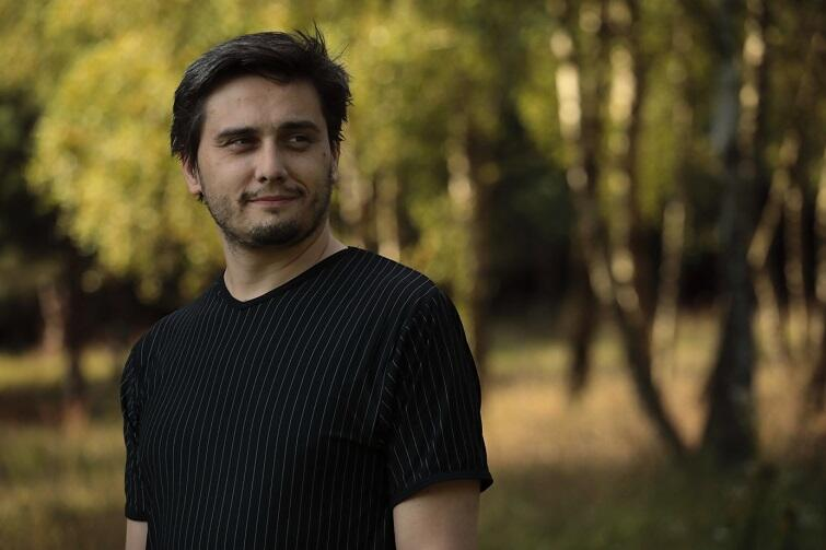 Robert Jarosz, autor sztuki 'Czwarta księga'