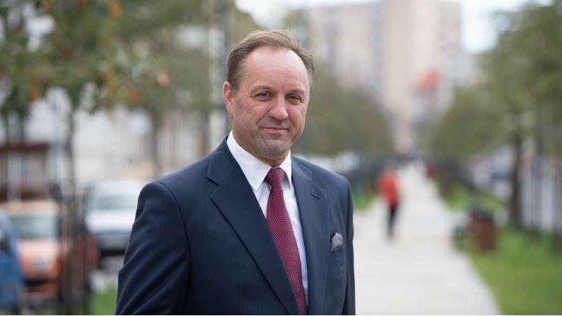 Mieczysław Struk został ponownie wybrany marszałkiem województwa pomorskiego