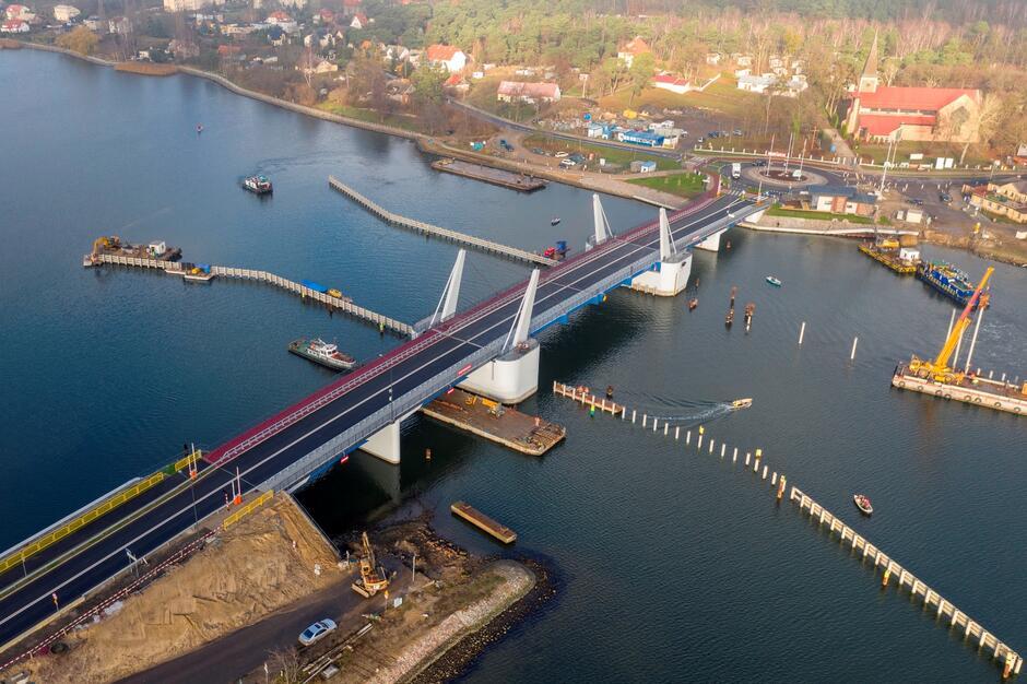 Most 100-lecia Odzyskania Niepodległości
