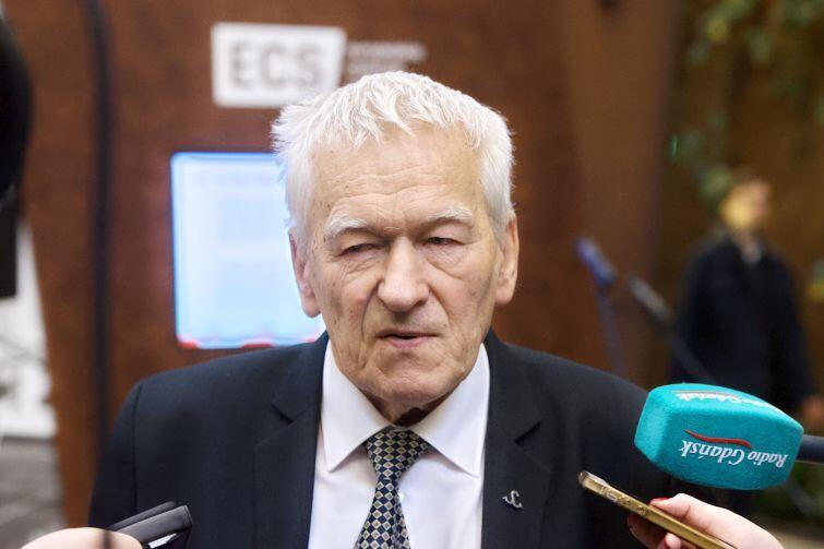 Kornel Morawiecki reprezentuje w Radzie ECS rząd