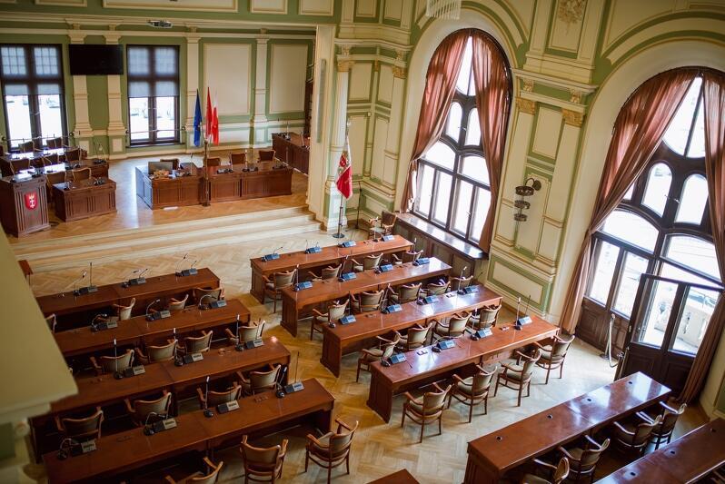 Wybory do Rady Miasta przerzedziły niektóre Rady Dzielnic w Gdańsku