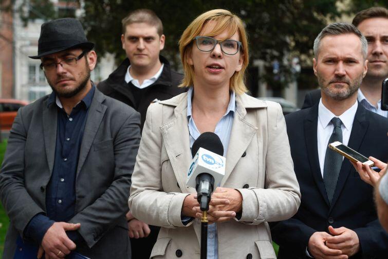 Anna Golędzinowska z Rady Dzielnicy Aniołki trafiła do klubu radnych Koalicji Obywatelskiej w Radzie Miasta