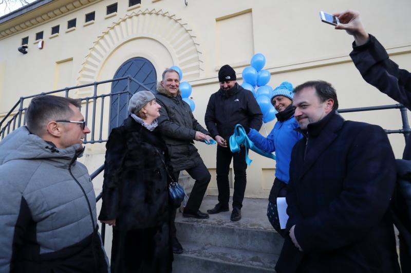 Otwarcie Zbiornika Wody Stary Sobieski w Gdańsku