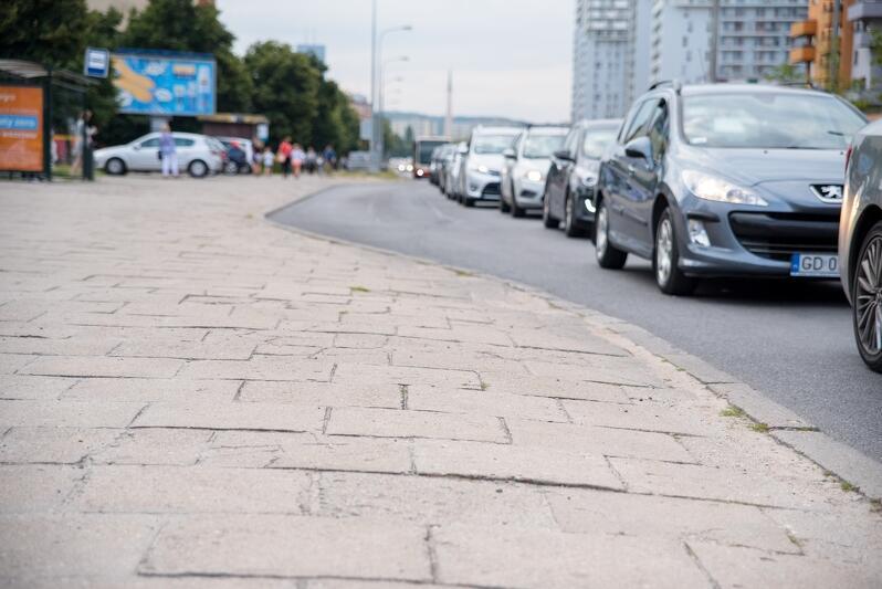 W Gdańsku wyremontowano w tym roku ponad 6 kilometrów chodników