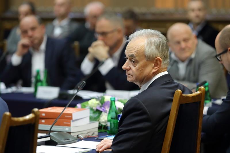 Dyskusję moderował Zbigniew Canowiecki prezydent Pracodawców Pomorza