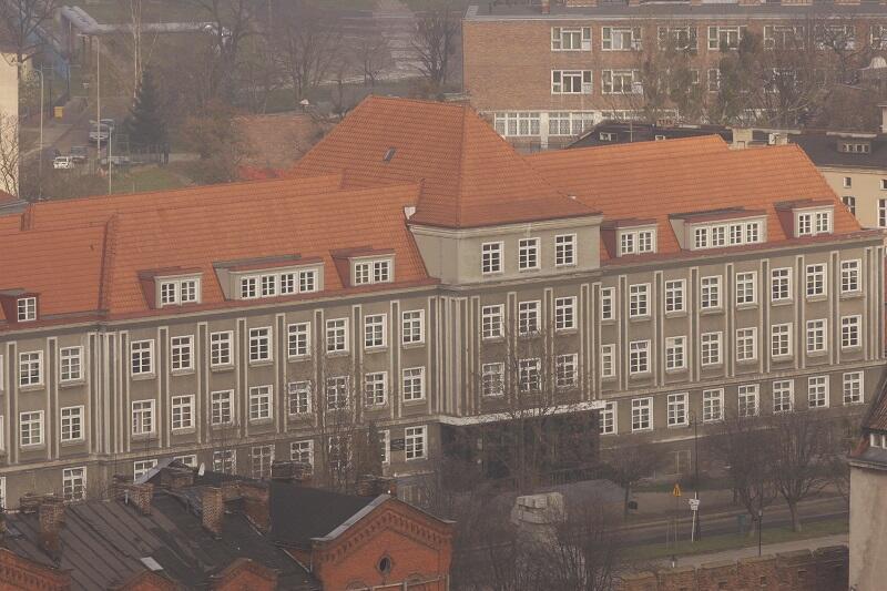 Zespół Szkół Łączności w Gdańsku