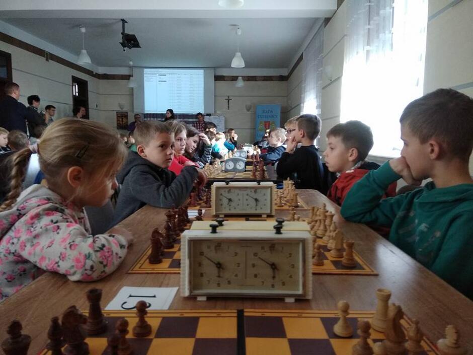 W ten weekend na Ujeścisku odbędą się dwa turnieje szachowe