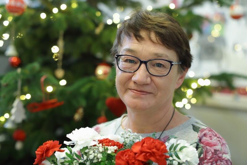 35 lat w jednym zawodzie i trzecia nominacja do tytułu Opiekunki Roku  - tym może się pochwalić Regina Baryńska ze żłobka nr 7